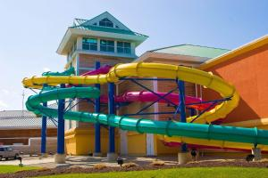 Cedar Point Castaway Bay Indoor Water Park, Hotely  Sandusky - big - 37