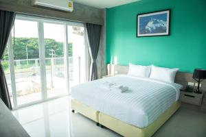 The Peak Boutique Hotel, Hotels  Nakhon Si Thammarat - big - 14