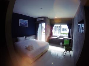 The Peak Boutique Hotel, Hotels  Nakhon Si Thammarat - big - 17