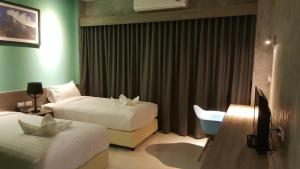 The Peak Boutique Hotel, Hotely  Nakhon Si Thammarat - big - 20
