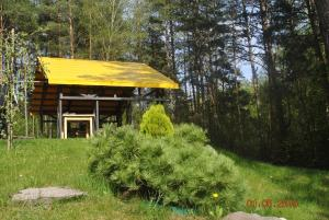 Sigito sodyba, Holiday homes  Vilkiautinis - big - 8