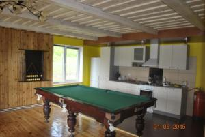 Sigito sodyba, Holiday homes  Vilkiautinis - big - 4