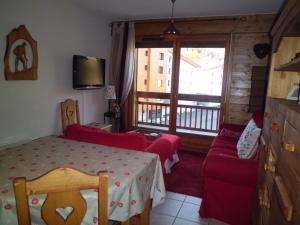 Balcon Des Pistes, Apartmány  Les Deux Alpes - big - 10