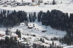Alpin Park, Bed & Breakfast  Sappada - big - 45