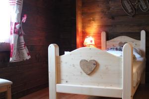 Alpin Park, Bed & Breakfast  Sappada - big - 11