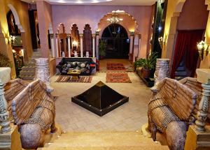 Le Temple Des Arts, Bed and Breakfasts  Ouarzazate - big - 54
