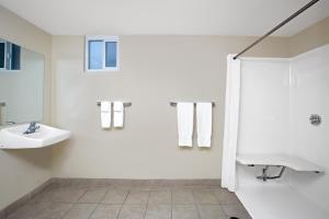 Zimmer mit Queensize-Bett – barrierefrei – Nichtraucher