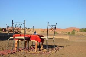 Riad Desert Camel, Hotels  Merzouga - big - 38