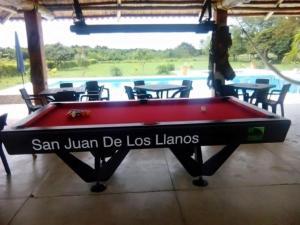 Hotel Campestre San Juan de los Llanos, Виллы  Yopal - big - 24