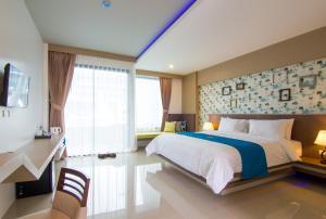 The Phu Beach Hotel, Отели  Ао Нанг Бич - big - 48