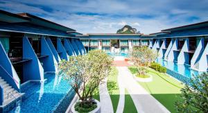 The Phu Beach Hotel, Hotel  Ao Nang Beach - big - 36