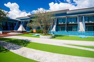 The Phu Beach Hotel, Отели  Ао Нанг Бич - big - 39