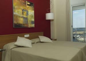 Hotel Roca Plana, Hotels  L'Ampolla - big - 2