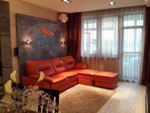 Apartment 24dom Teplichnaya 1, Apartmanok  Minszk - big - 7