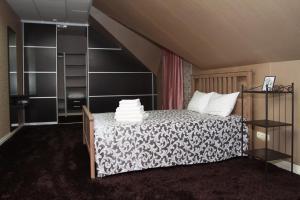 Hotel Baden Baden, Hotels  Volzhskiy - big - 11