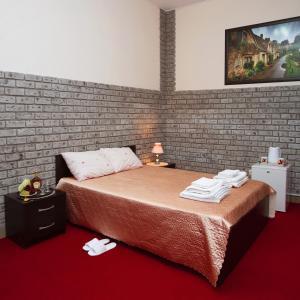 Hotel Baden Baden, Hotels  Volzhskiy - big - 18