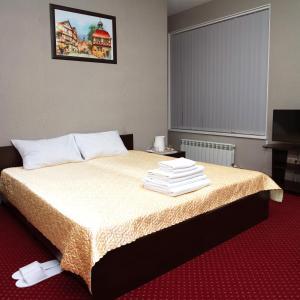 Hotel Baden Baden, Hotels  Volzhskiy - big - 22