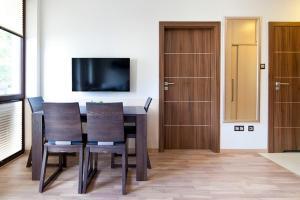 Mielno Apartments Rezydencja Park, Appartamenti  Mielno - big - 3