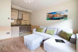 Mielno Apartments Rezydencja Park, Appartamenti  Mielno - big - 5