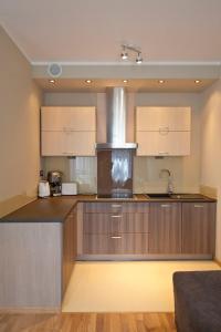 Mielno Apartments Rezydencja Park, Appartamenti  Mielno - big - 8