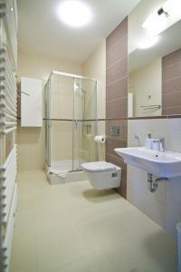 Mielno Apartments Rezydencja Park, Appartamenti  Mielno - big - 9