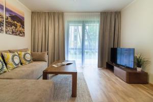 Mielno Apartments Rezydencja Park, Appartamenti  Mielno - big - 14