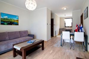 Mielno Apartments Rezydencja Park, Appartamenti  Mielno - big - 19