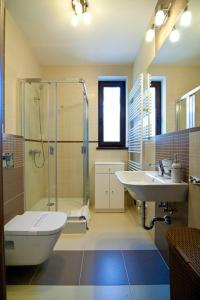 Mielno Apartments Rezydencja Park, Appartamenti  Mielno - big - 21