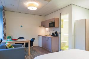 Camelot Rooms, Apartments  Eindhoven - big - 16