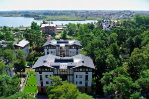 Mielno Apartments Rezydencja Park, Appartamenti  Mielno - big - 69