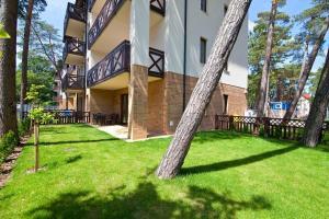 Mielno Apartments Rezydencja Park, Appartamenti  Mielno - big - 63