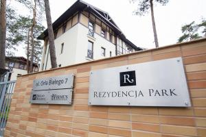 Mielno Apartments Rezydencja Park, Appartamenti  Mielno - big - 62