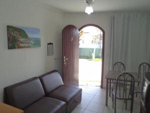 Morada Ponta das Canas, Penzióny  Florianópolis - big - 11