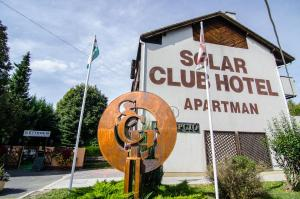 Solar Club Hotel, Aparthotely  Sopron - big - 13