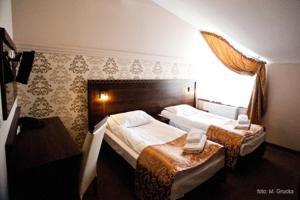Hotel Kuban, Отели  Пщина - big - 2