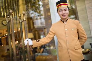 Hanoi Peridot Hotel (formerly Hanoi Delano Hotel), Hotely  Hanoj - big - 37