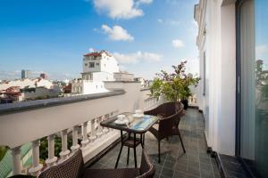 Delano Suite with Balcony