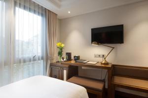 Hanoi Peridot Hotel (formerly Hanoi Delano Hotel), Hotely  Hanoj - big - 45