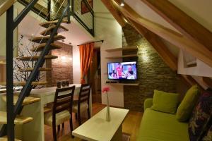 Villa Natural Wood, Ferienwohnungen  Zlatibor - big - 36