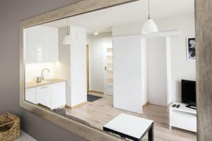 AH Apartament 8 Piętro, Apartmány  Białystok - big - 8