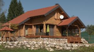 Villa riveRaj, Vily  Gornji Zvečaj - big - 10