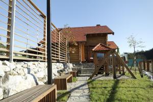 Villa riveRaj, Vily  Gornji Zvečaj - big - 14