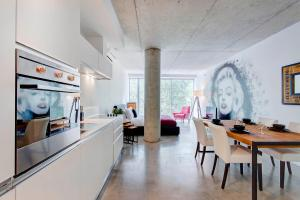 Loft4u Apartments by CorporateStays, Apartmány  Montreal - big - 65