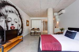 Loft4u Apartments by CorporateStays, Ferienwohnungen  Montréal - big - 42
