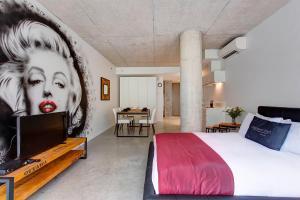 Loft4u Apartments by CorporateStays, Appartamenti  Montréal - big - 42