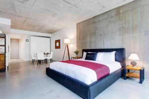 Loft4u Apartments by CorporateStays, Ferienwohnungen  Montréal - big - 81