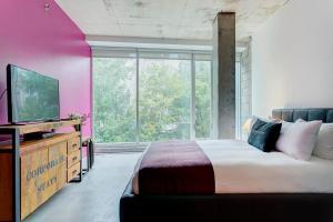 Loft4u Apartments by CorporateStays, Ferienwohnungen  Montréal - big - 85