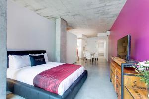 Loft4u Apartments by CorporateStays, Ferienwohnungen  Montréal - big - 88