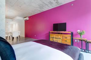 Loft4u Apartments by CorporateStays, Apartmány  Montreal - big - 26