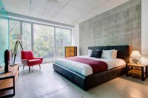 Loft4u Apartments by CorporateStays, Ferienwohnungen  Montréal - big - 18
